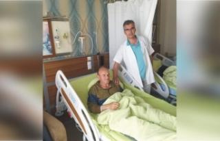 Ilgın Devlet Hastanesi'nde başarılı ameliyat