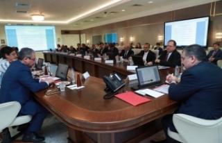 Sağlık Endüstrileri Yönlendirme Komitesi 1. Toplantısı