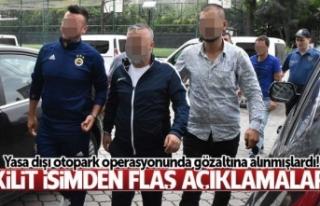 Samsun'da yasa dışı otopark operasyonuyla...