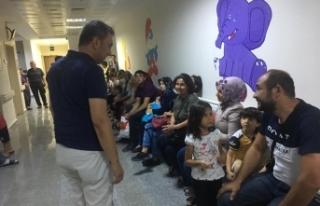 CHP Milletvekili Şikayetler Üzerine Hastaneye Gitti