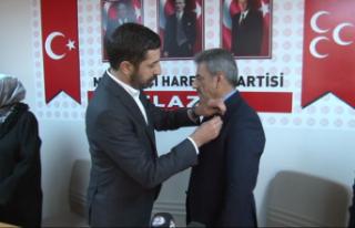 MHP'den Aday Olan Hastane Müdürü Göreve Dönemedi