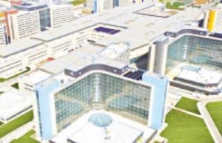 Şehir hastaneleri modern ameliyathaneleri ile sağlıkta...