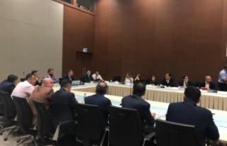 112 Başhekimleri Ankara'da Toplandı