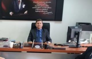 Yeni Daire Başkanı Atandı