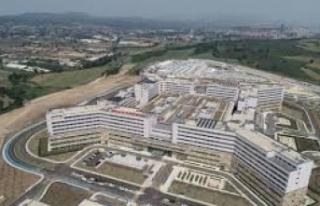 Bursa Şehir Hastanesi acil servisine 2 ayda 40 bin...