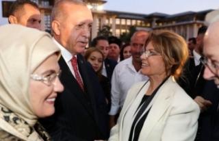 """Erdoğan, Çiller'le görüştü"""" iddiası..."""