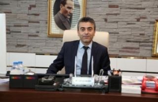 Erzurum İl Sağlık Müdürlüğü'ne Dr. Gürsel...