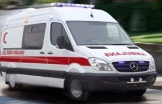 Ambulans şoförü, MEB'den 25 bin TL tazminat...