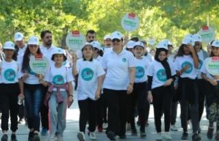 Bakan Yardımcısı Meşe, 'Dünya Yürüyüş Günü...
