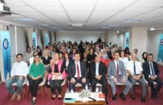 Adana Sağlık-Sen Akademide İlk Ders Zili Çaldı