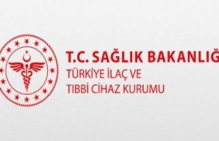 Türkiye İlaç ve Tıbbi Cihaz Kurumuna Müfettiş...