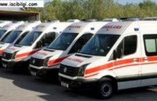 112 Ambulans Sürücülerinin Ara Dinlenmesine İlişkin...