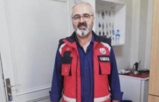 Azez Hastanesinde Görev Yapan Sağlık Memuru Vefat...