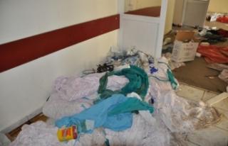 Eski Isparta Devlet Hastanesi binasında fuhuş iddiası!...