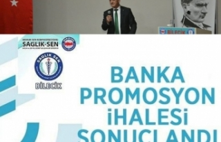 Sağlıkçıya 6875 Lira Banka Promosyonu