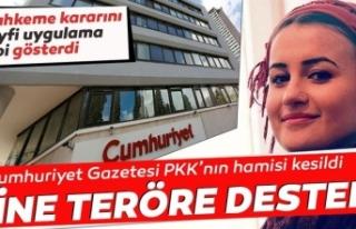 Terör Sevici Hemşireye Cumhuriyet Hamilik Yapıyor
