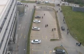 Lütfü Kırdar Hastanesi'nde Hasta Yakınları...