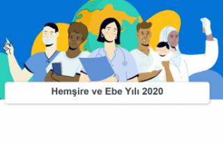 WHO 2020'yi Ebe ve Hemşire Yılı İlan Etti
