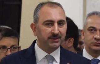 Adalet Bakanı Gül'den 'Kadir Şeker'...