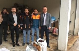 Bornova Devlet Hastanesinden Elazığ 'a Yardım...