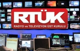 RTÜK'ten 'Çukur' ve 'Yasak Elma'ya...
