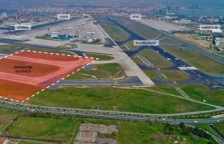 Atatürk Havalimanı'na yapılacak hastane ile...