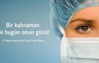 Bakan Koca'dan Hemşireler Günü mesajı