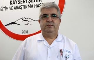 Bilim Kurulu Üyesi Prof. Dr. Çelik'ten 'hasta...
