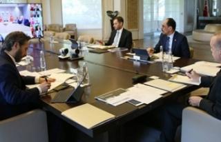 Kabine toplandı... Cumhurbaşkanı açıklama yapacak