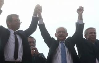Kılıçdaroğlu anketlerde Yavaş ve İmamoğlu'nun...