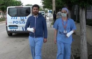Kırıkkale'de iki doktor tekme-tokat darp edildi:...