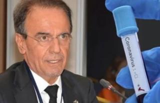 Prof.Dr.CEYLAN: Haberi Olmayan 400 Bin Virüslü Kişi...