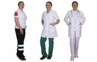 Sağlık Personeline Giyecek Yardımı Olarak Neler...