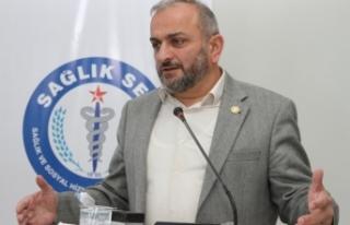 Sağlık Sen Başkanı Yılmaz Kamu Dışı ASE, Vekil...