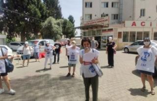 SES Manisa Şubesi: Salihli Devlet Hastanesi pandemi...