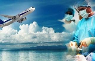 Türkiye, sağlık turizminde 31 ülkeye kapısını...