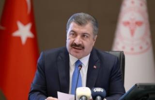 """""""Türkiyemiz Koronavirüse Karşı Mücadelesinde..."""