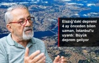 İstanbul için uyardı: Minimum 7,3'lük deprem...