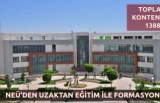 Necmettin Erbakan Üniversitesi'nden Uzaktan Formasyon...