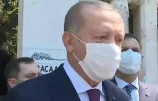 Cumhurbaşkanı Erdoğan'dan 'temizlik,...
