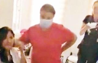 Hemşireleri dövdü, hastayı bıçakladı... Serbest