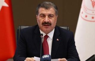 Sağlık Bakanı Koca'dan MHP lideri Bahçeli'ye...