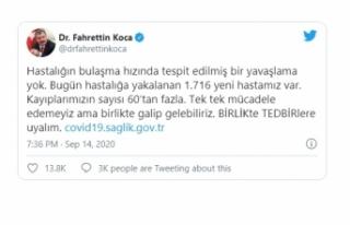 Türkiye'de Son 131 günün en yüksek ölüm...