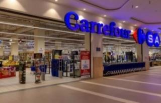 Carrefour'dan Türkiye'ye boykot!