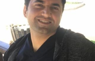 Dr. Ahmad Zarif Sedeqi koronavirüs tedavisi için...