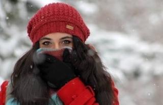 Kar soğuğu geliyor... Sıcaklıklar 10 derece birden...