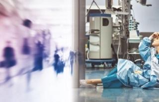 Sağlık Çalışanları İçin Ankara'da Pandeminin...