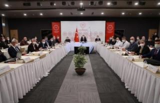Bakan Koca İstanbul'da Sağlık Yöneticileri...