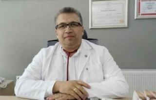Bir doktor daha Koronavirüs nedeniyle yaşamını...