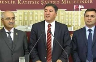 CHP'li vekil doktorlara gelen mesajı paylaştı:...